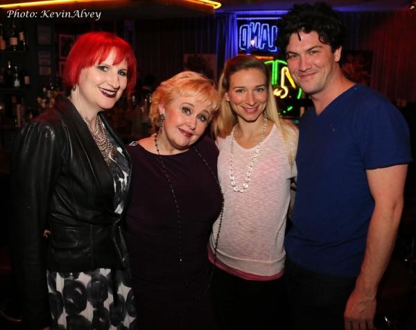 Wendy Lane Bailey, Sally Mayes, Natalie Arneson and Joshua Dixon