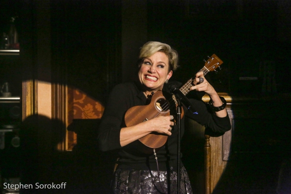 Photo Coverage: Randy Graff, Cady Huffman and Judy Kay Bring OUR GUY CY to Feinstein's/54 Below