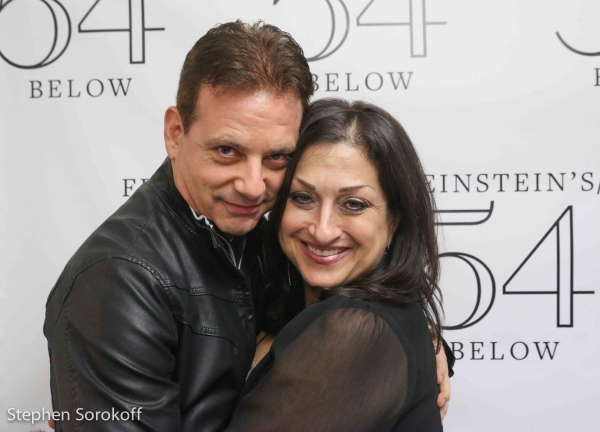 Jack Gindi & Sheryl Spigel
