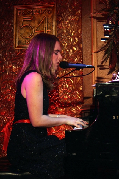 Photo Flash: Kids of the Arts and Rachel Arianna Bring HEART TO HEART to Feinstein's/54 Below