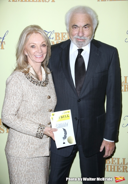 Producer Don Gregory and wife