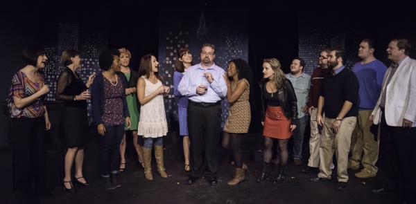 Photo Flash: First Look at Out of Box Theatre's COMPANY
