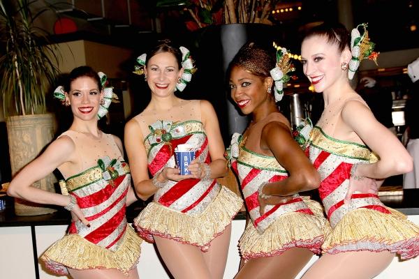 The Rockettes at City Bakery