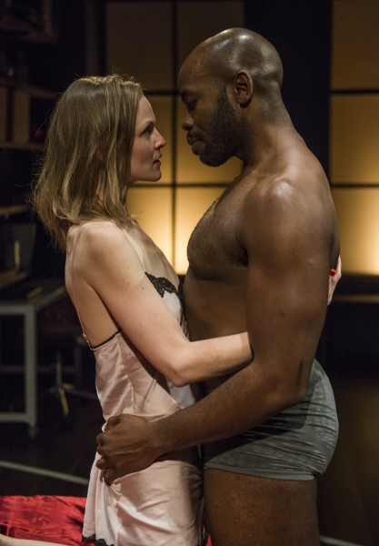 Photo Flash: First Look at FULFILLMENT at American Theater Company