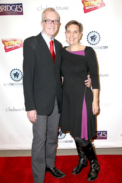 John Sheehy and Kim D. Sherman Photo