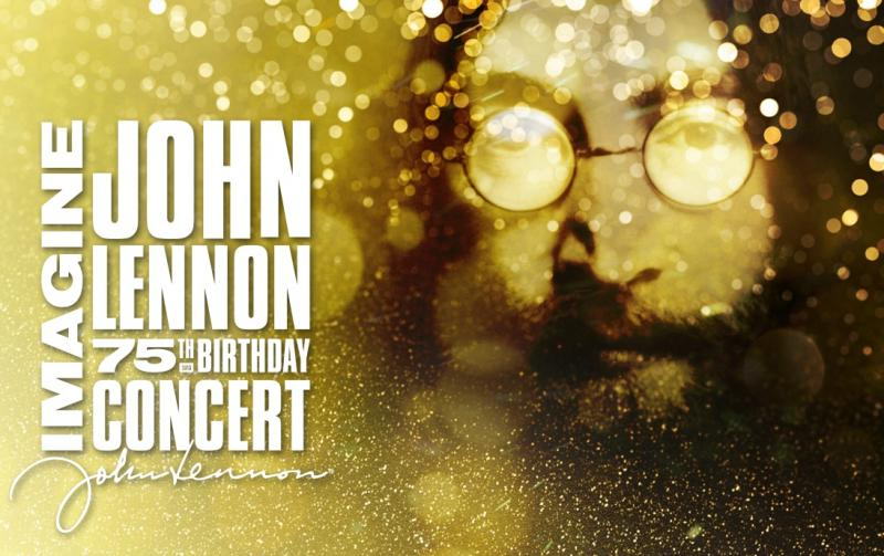 Imagine john lennon 75th birthday concert to air exclusively on amc