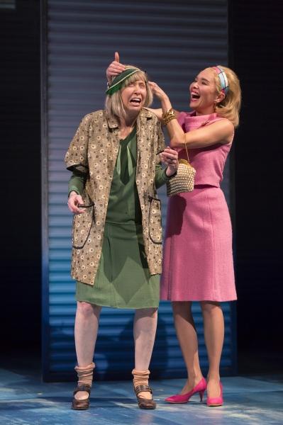 Julie Halston and Stacey Yen