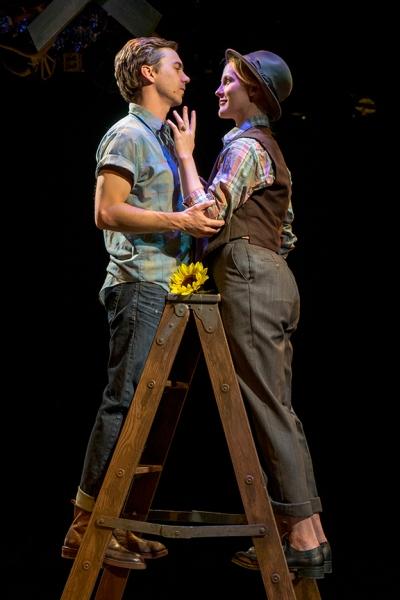 Daniel Petzold and Ally Carey