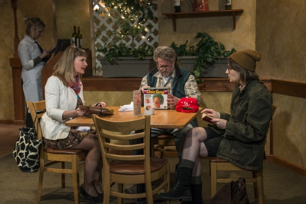 Photo Flash: First Look at Griffin Theatre's POCATELLO