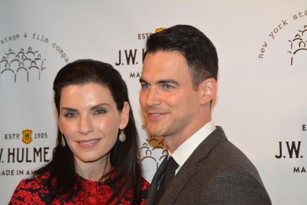 Juliana Margulies and Keith Lieberthal Photo