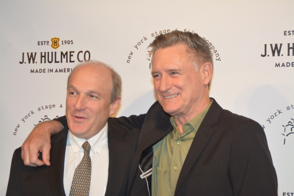 Donald Holden and Bill Pullman