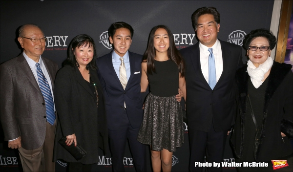 Raymond Wu and family