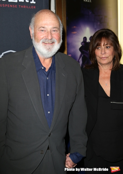Rob Reiner and Michele Singer