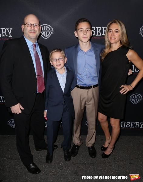 Mark Kaufman and family