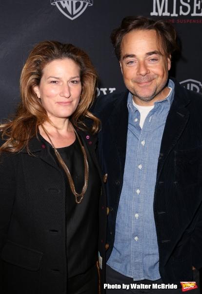 Ana Gasteyer and Charlie McKittrick