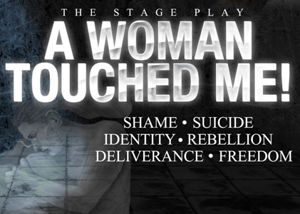 BWW Interview: Playwright, Val Scarbrough, 'A Woman Touched Me!'