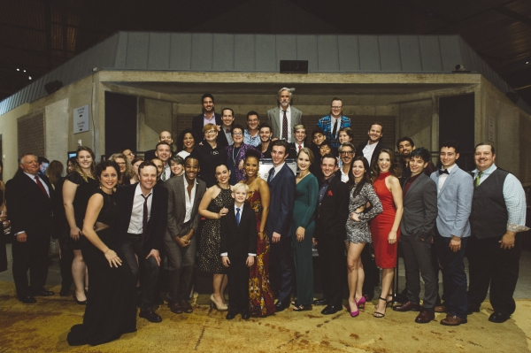 Photo Flash: Jeff McCarthy, Kyle Coffman and More Celebrate OLIVER! Opening at Arena Stage