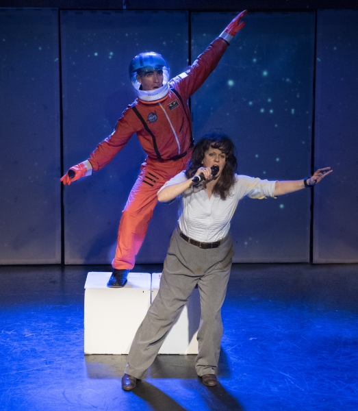 Amber Martin as Leslie Starvak and Ross McCorkel as Bobby Olofsson