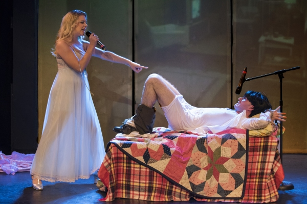 Photo Flash: First Look at THE ASTRONAUT LOVE SHOW Off-Broadway