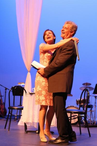Kim Huber and Robert Yacko