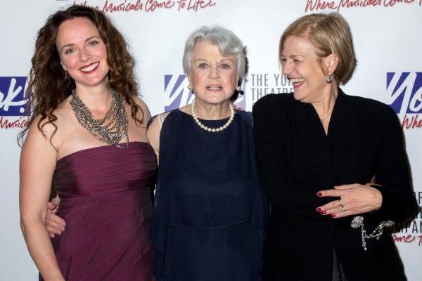 Melissa Errico, Angela Lansbury, Karen Mason