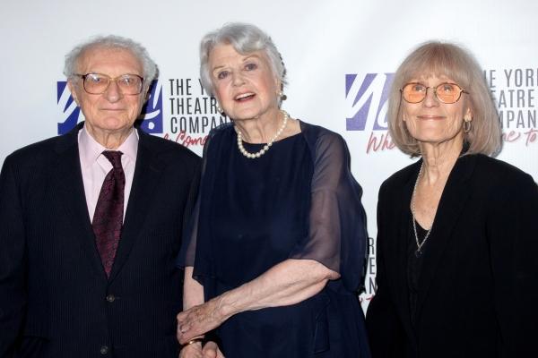 Sheldon Harnick, Angela Lansbury, Margery Gray Harnick