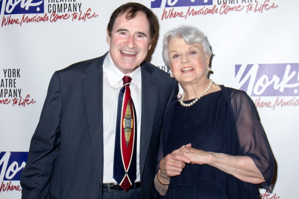 Richard Kind, Angela Lansbury