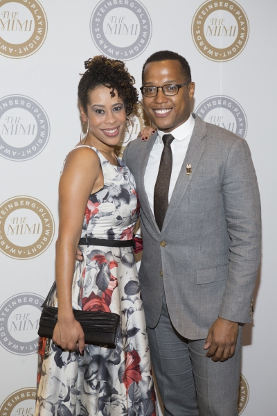 Photo Coverage: Branden Jacobs-Jenkins & Dominique Morisseau Honored with Steinberg Playwright Awards