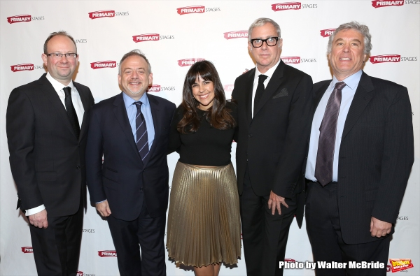 Photo Coverage: Primary Stages' Celebrates Shaiman and Wittman at 2015 Gala!