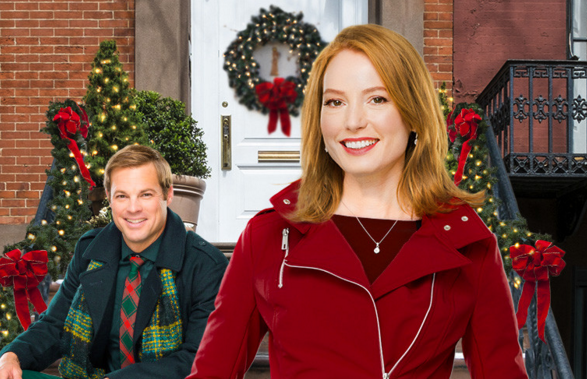 Countdown to chirstmas makes hallmark channel most watched for Christmas movies on cable tv tonight