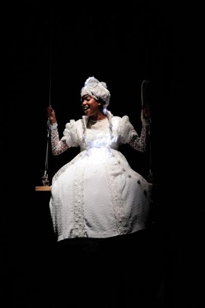 Photo Flash: First Look at Trinity Repertory Company's A CHRISTMAS CAROL