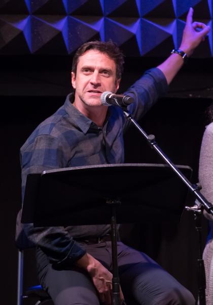 Photo Flash: Public Theater Hosts DRAMA CLUB: AN EVENING WITH CLEOPATRA, Feat. Christine Baranski & Raul Esparza