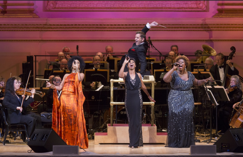 BWW Review: New York Pops Salutes Harlem Renaissance With Montego Glover, Capathia Jenkins and Sy Smith