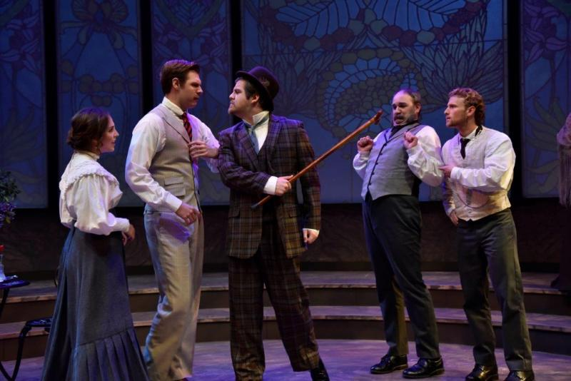 BWW Review: Theatre UCF's Entertaining MAN AND SUPERMAN Miss Shavian Mark