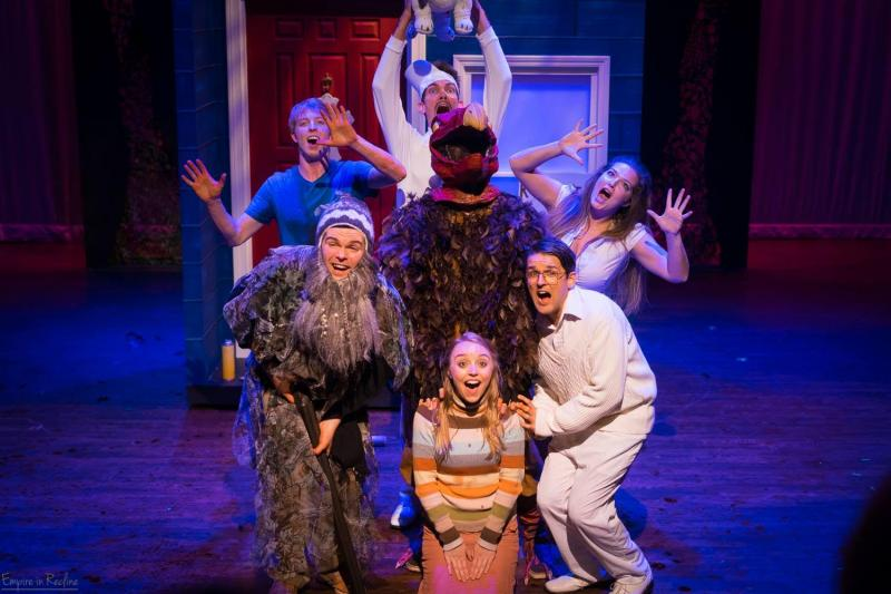 BWW Interview: David Eck, Jordan Mann from THANKSKILLING THE MUSICAL Get Stuffed and Personal