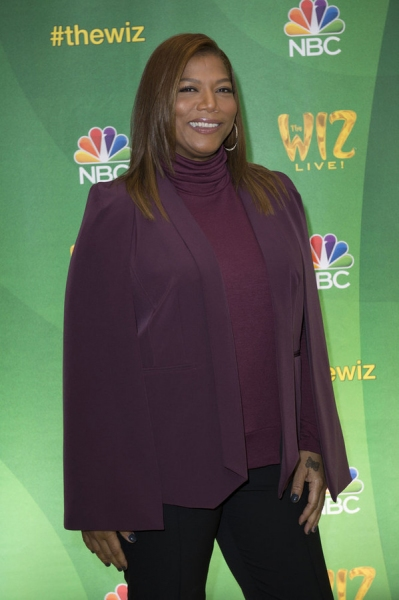 THE WIZ LIVE!  -- Press Junket -- Queen Latifah -- (Photo by: Virginia Sherwood/NBC)