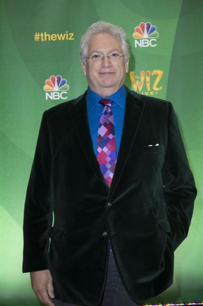 THE WIZ LIVE!  -- Press Junket -- Harvey Fierstein -- (Photo by: Virginia Sherwood/NBC)