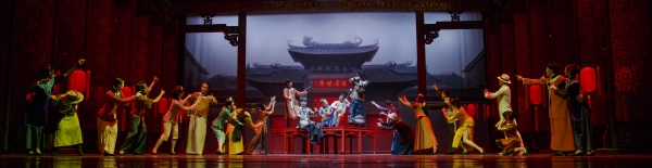 Photo Flash: DRAGON BOAT RACING Begins Tonight at Lincoln Center