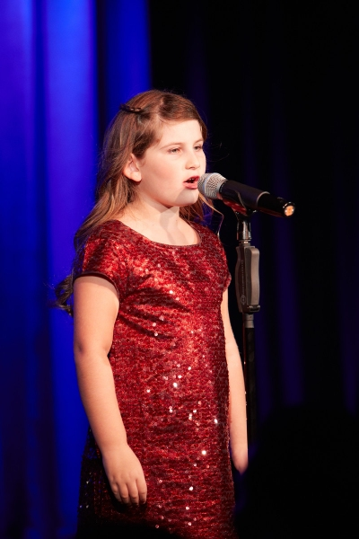 Photo Flash: Inside A SIMPLE SONG FOR A SIMPLE WISH Benefit at The Beechman