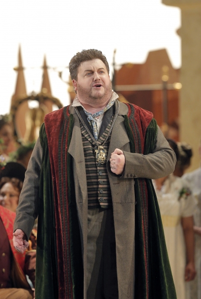 Photo Flash: First Look at San Francisco Opera's DIE MEISTERSINGER VON NURNBERG