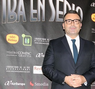 Jorge Javier 'IBA EN SERIO' y llega a Madrid