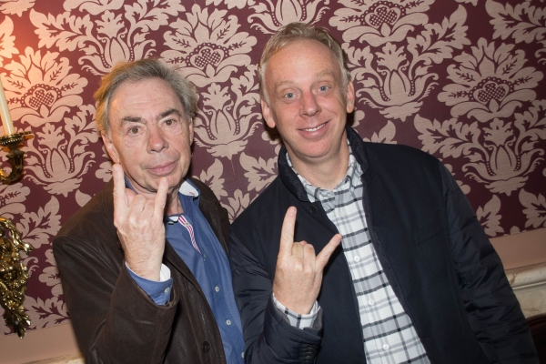 Andrew Lloyd Webber and Mike White