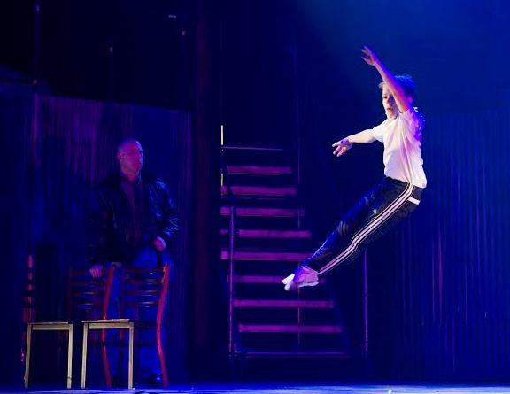Gunar Daniels as Billy Elliot Photo