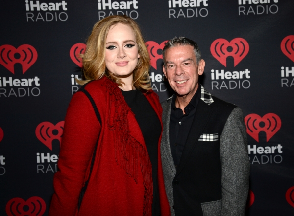 Adele and Elvis Duran