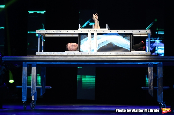 The Illusionists Production Photo