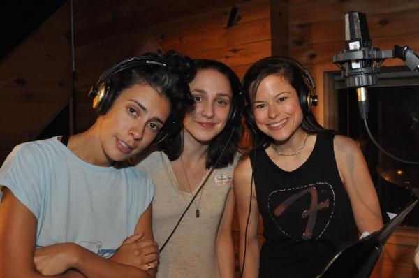 Roberta Colindrez, Lauren Patten and Kally Duling