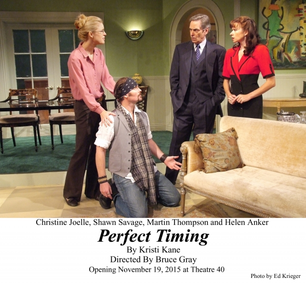 Bww review perfect timing is a perfectly marvelous and for Farcical black comedy
