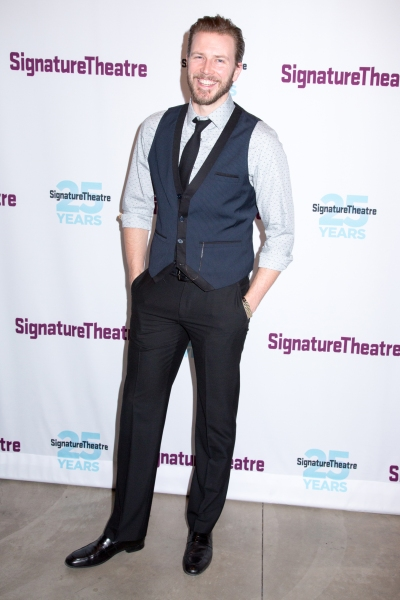 Photo Coverage: Signature Theatre Celebrates Opening Night of NIGHT IS A ROOM