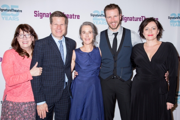 Ann Dowd, Bill Rauch, Naomi Wallace, Bill Heck, Dagmara Dominczyk Photo