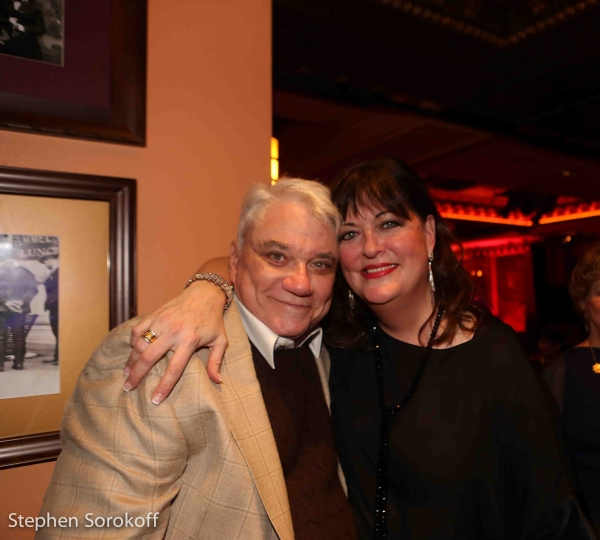 Rex Reed & Ann Hampton Callaway